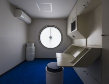 中銀カプセルタワービルB908、A606プロジェクト(シェアオフィス)
